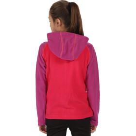 Regatta Upflow Jas Kinderen roze/rood